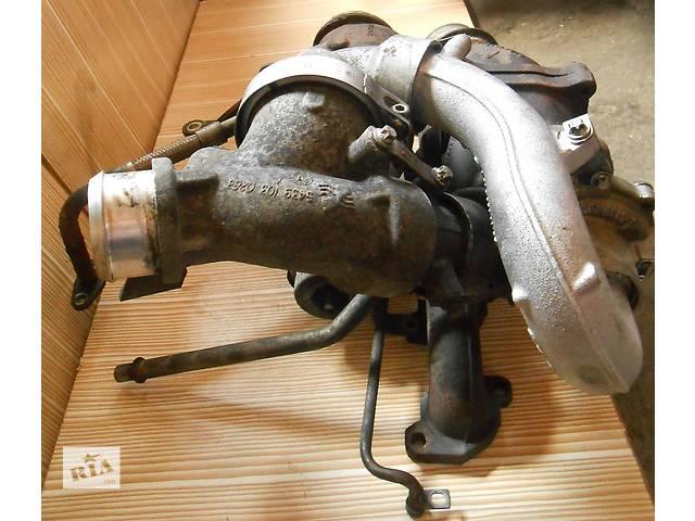 купить бу Турбина вакуумная Bi-turbo, турбіна Mercedes Sprinter 906(315) 903( 2.2 3.0 CDi) ОМ 646, 642, 611 (2000-12р) в Ровно