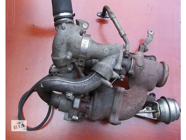 бу Турбина вакуумная, турбіна bi-turbo би-турбо Mercedes Sprinter 906 ( 2.2 CDi) ОМ 646, 642, 611 (2000-12р) в Ровно