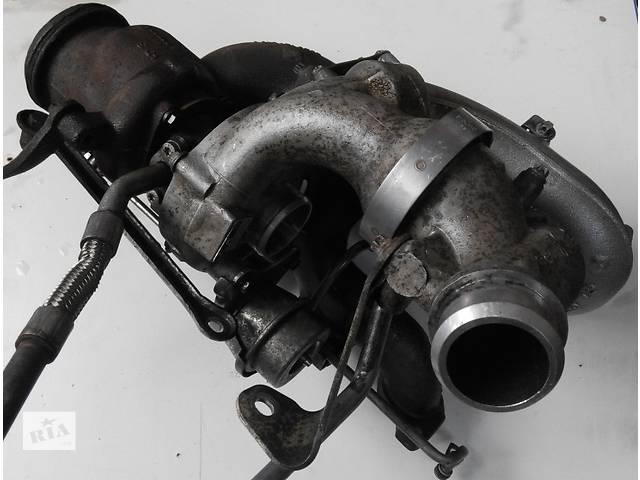 Турбина вакуумная, турбіна bi-turbo би-турбо Mercedes Sprinter 906 ( 2.2 CDi) ОМ 646, 642, 611 (2000-12р)- объявление о продаже  в Ровно