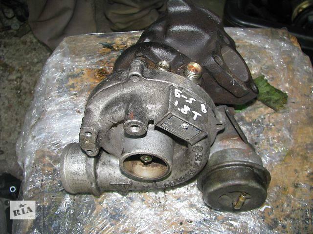 бу турбина для Audi A4, A6, 1.8t, 058145703J в Львове