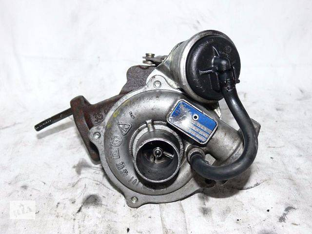 купить бу Турбина Fiat Doblo Qubo Idea Panda Punto 1.3 JTD 51KW 73501343 7178411 в Чернигове