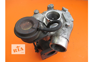 б/у Турбина Fiat Ducato