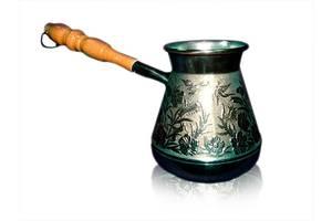 Новые Турки для кофе De Luxe