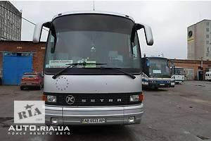 Пассажирские перевозки на комфортабельном автобусе Setra