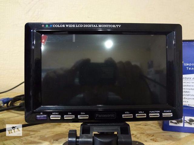 """TV PANASONIC 7.6"""" TH 700 PX USB/SD/FM- объявление о продаже  в Мариуполе (Донецкой обл.)"""
