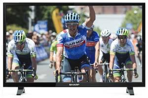Новые LED телевизоры Sharp