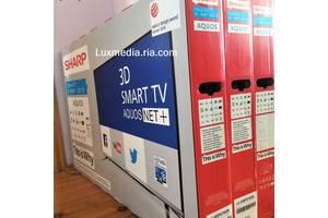 Нові 3D телевізори Sharp