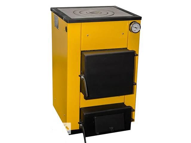купить бу Твердотопливные котлы Буран-mini 12 кВт. в Сумах