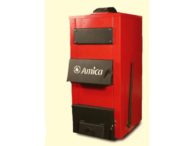 Твердотопливный котел Амика Профи 31 кВт с автоматикой- объявление о продаже  в Запорожье