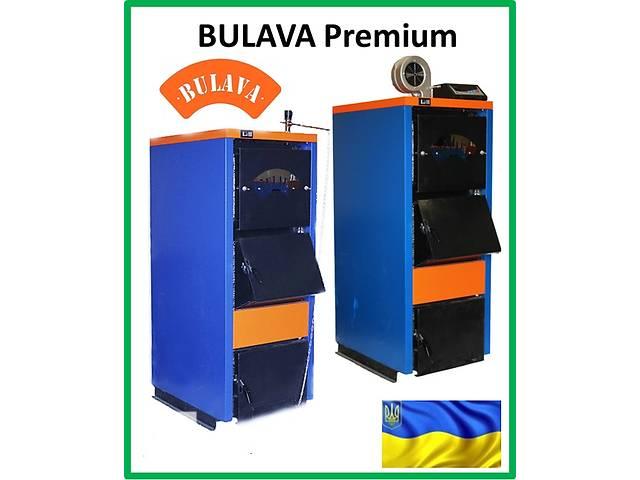 бу Твердотопливный котел длительного горения Bulava Premium от 18 кВт в Харькове