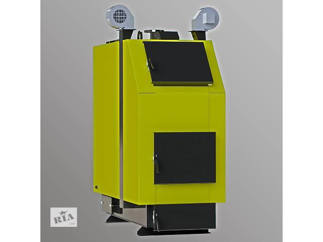 бу Твердотопливный котел Kronas Prom 97 кВт твердотопливные котлы отопления большой мощности. С турбиной и автоматикой. Кро в Одессе
