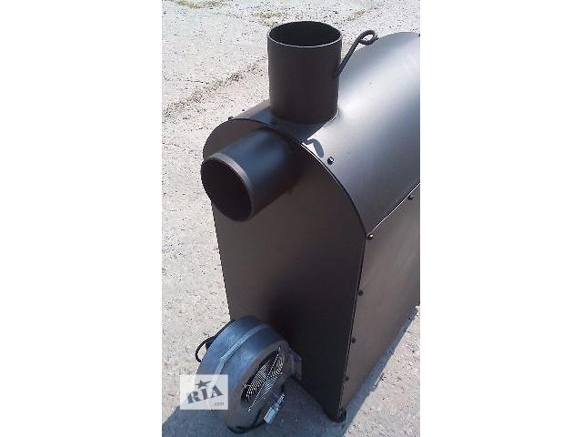 купить бу Теплогенератор-котел на дровах (воздушный котел) Торнадо в Днепре (Днепропетровске)
