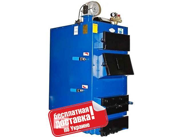купить бу Твердотопливный котел ИДМАР GK-1 длительного горения 13 кВт. Доставка в Киеве