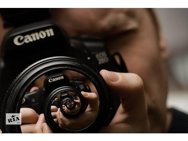 купить бу «Твой успех» обьявляет набор на курс фотографа.  в Новой Каховке