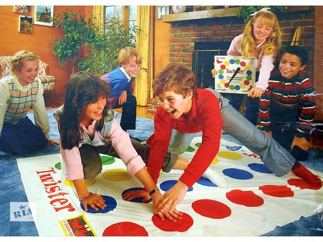 бу Твистер - игра для детей и взрослых в Харькове