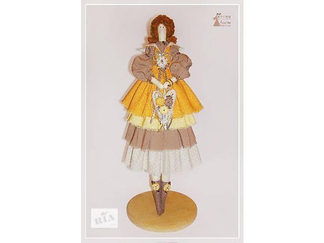 продам Тильда Луиза. Ангел Изобилия. Интерьерная кукла ручной работы. бу в Херсоне