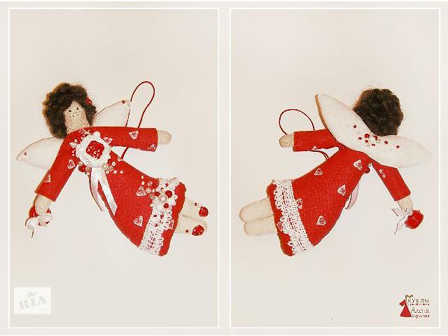 бу Тильда Рождественский Ангел. Игрушка - сувенир. в Херсоне