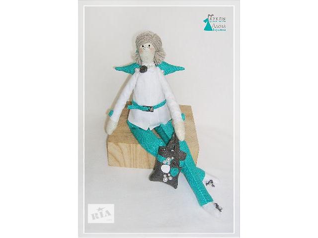 Тильда Маргарет. Ангел домашнего уюта. Интерьерная кукла ручной работы- объявление о продаже  в Херсоне