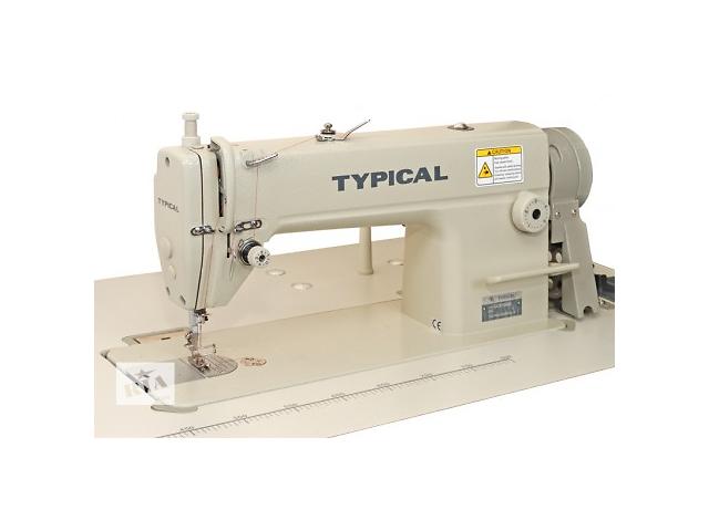купить бу TYPICAL GC6150H Универсальная машина челночного стежка для средних и тяжелых тканей в Запорожье