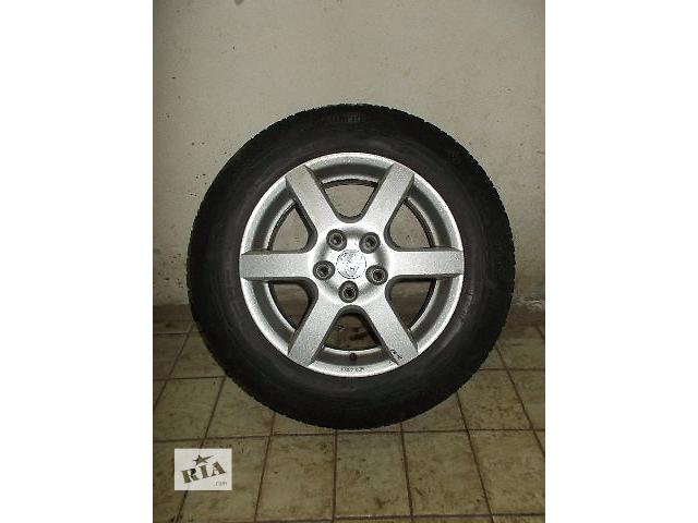 Титановые диски R16 Рено Трафик- объявление о продаже  в Львове
