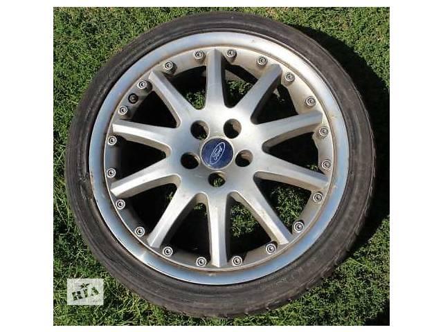 купить бу Титановые колеса на форд R18 5 отверстий в Яворове