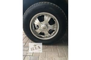 Титанові диски R18 + Зимові колеса BRIDGESTONE BLIZZAK 275/60/R18