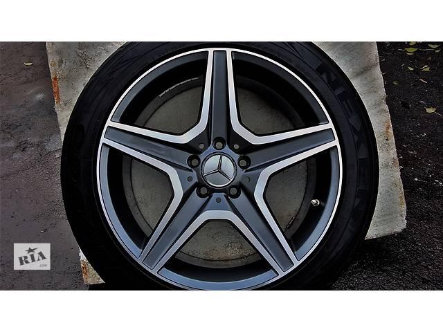 продам ТИТАНОВЫЕ ДИСКИ НА Mercedes бу в Днепре (Днепропетровск)