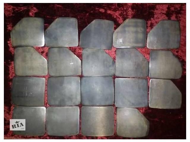 продам Титановые пластины для бронежилета бу в Виннице