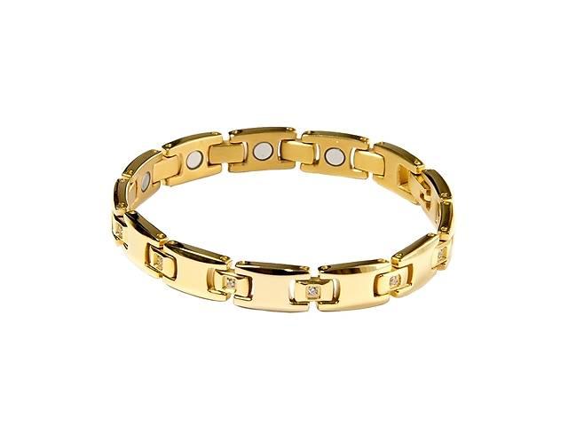 """продам Титановый магнитный браслет """"Gold"""" Tiens бу в Николаеве"""
