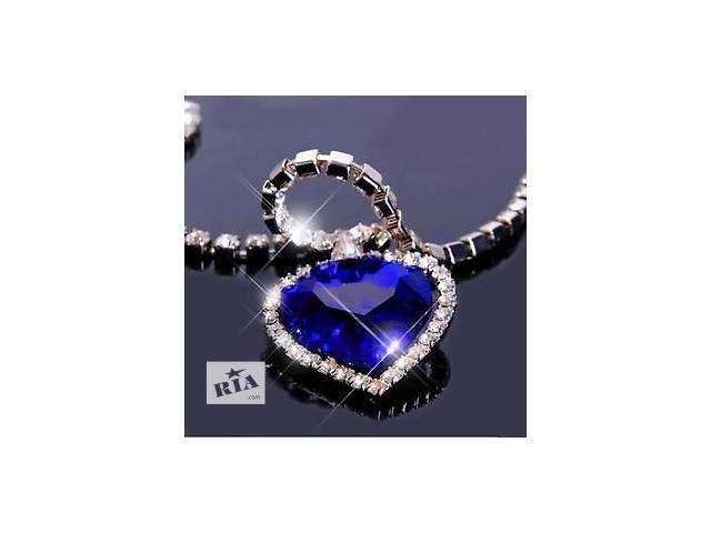 ожерелье сердце океана -Титаник- объявление о продаже  в Нетешине
