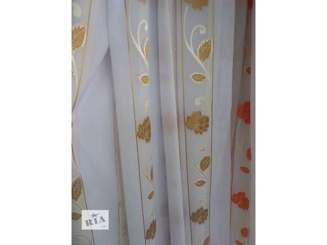 Тюль полоса- объявление о продаже  в Одессе