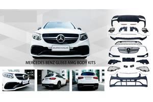 Новые Бамперы передние Mercedes GL 320