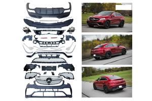 Новые Бамперы передние Mercedes GLE-Class