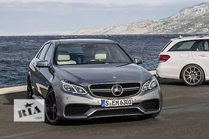 Новые Обвесы бампера Mercedes E-Class