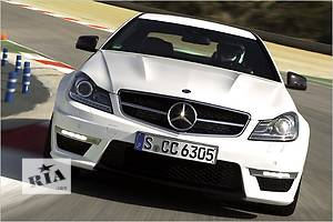 Новые Обвесы бампера Mercedes C-Class