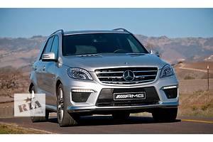 Новые Обвесы бампера Mercedes ML-Class