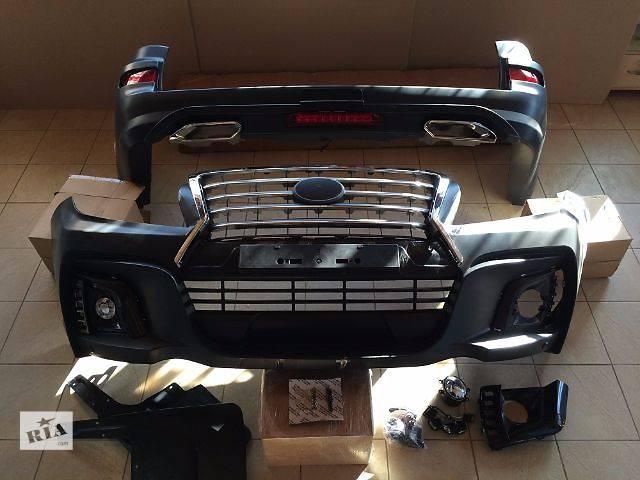 купить бу Тюнинг обвес Toyota Land Cruiser 200 WALD в Луцке