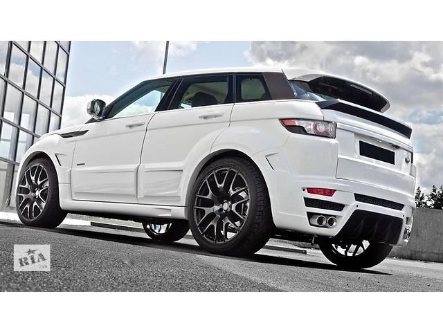 Тюнинг обвес Range Rover Evoque в Киеве- объявление о продаже  в Киеве