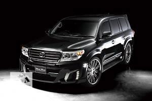 спец-цена! Тюнинг обвес Wald Black Bison Edition для Toyota Land Cruiser 200