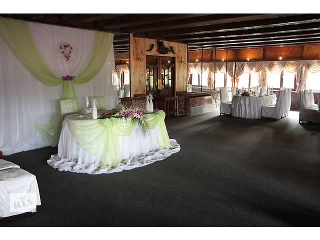 продам Убранство, декор, флористика свадьбы, юбилея, детского праздника, любого праздника и заведения бу  в Украине