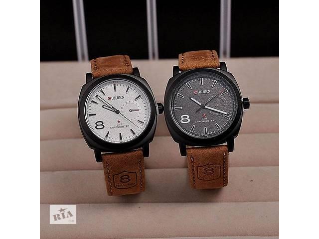 продам Ударопрочные часы Curren Watch  бу в Чернигове