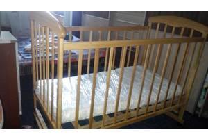 б/у Детские кроватки для новорожденных Наталка