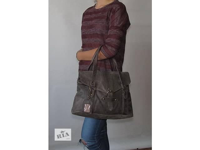 бу Удобная практичная сумка, натуральная кожа. в Кривом Роге (Днепропетровской обл.)