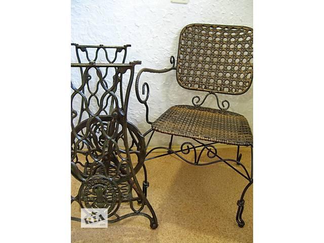 бу Удобное красивое Кресло из искусственного ротанга. в Николаеве