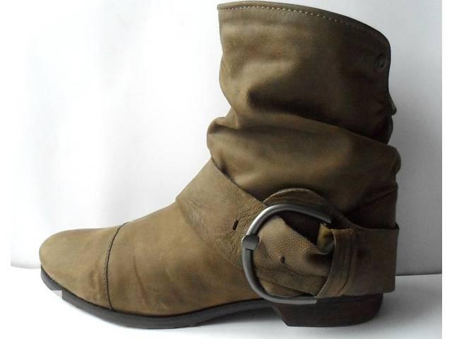 бу Удобные кожаные ботинки. размер 41 в Калуше