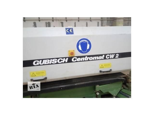Угловой центр Gubisch Centromat CW 2- объявление о продаже  в Киеве