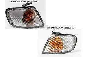 Новые Поворотники/повторители поворота Nissan Almera