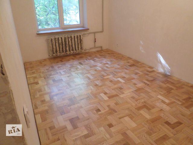 бу укладка деревянного пола в Краматорске