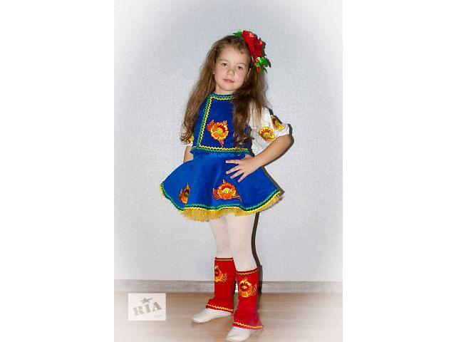 Український костюм для дівчинки- объявление о продаже  в Виннице