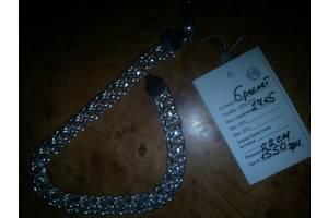 Мужские браслеты из серебра